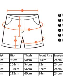 Ubuntu Formal Shorts – Black/Kente