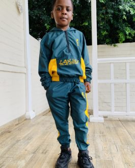 LARDEX MICRO-ACTIVE YOUNG STARS TRACKSUIT