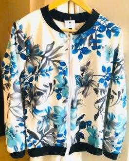 Sea Blue Jacket
